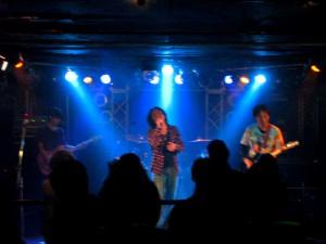 吉祥寺クレッシェンド2008年ライブ