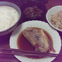 阪口良太の魚料理